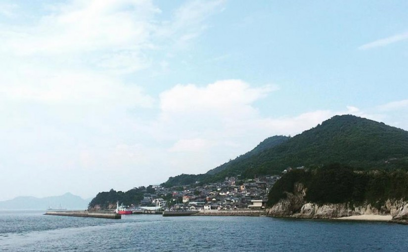 次は男木島。バンコクの2年間を振り返る。